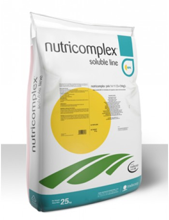 NUTRICOMPLEX - NPK (23 - 6 - 6)  25 kg