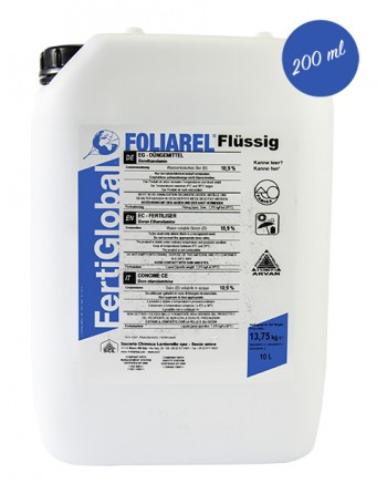 FOLIAREL B LIQUIDO 200 ml