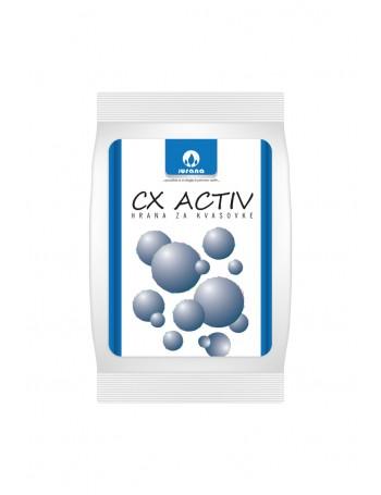 Hrana za kvasovke CX ACTIV 1 KG