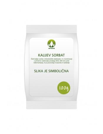 KALIJEV SORBAT - SORBISOL K 100 g