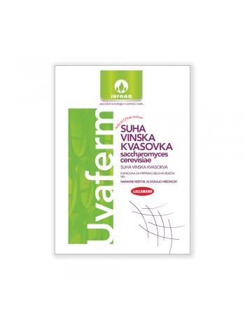 KVASOVKE UVAFERM Saccharomyces Cerevisiae 100g